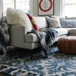 Rug size tips family room so you get the right size kellyelko.com