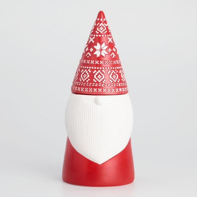 Best weekend sales - Stock up early when your favorite stores are on sale! Love this gnome cookie jar for Christmas! kellyelko.com