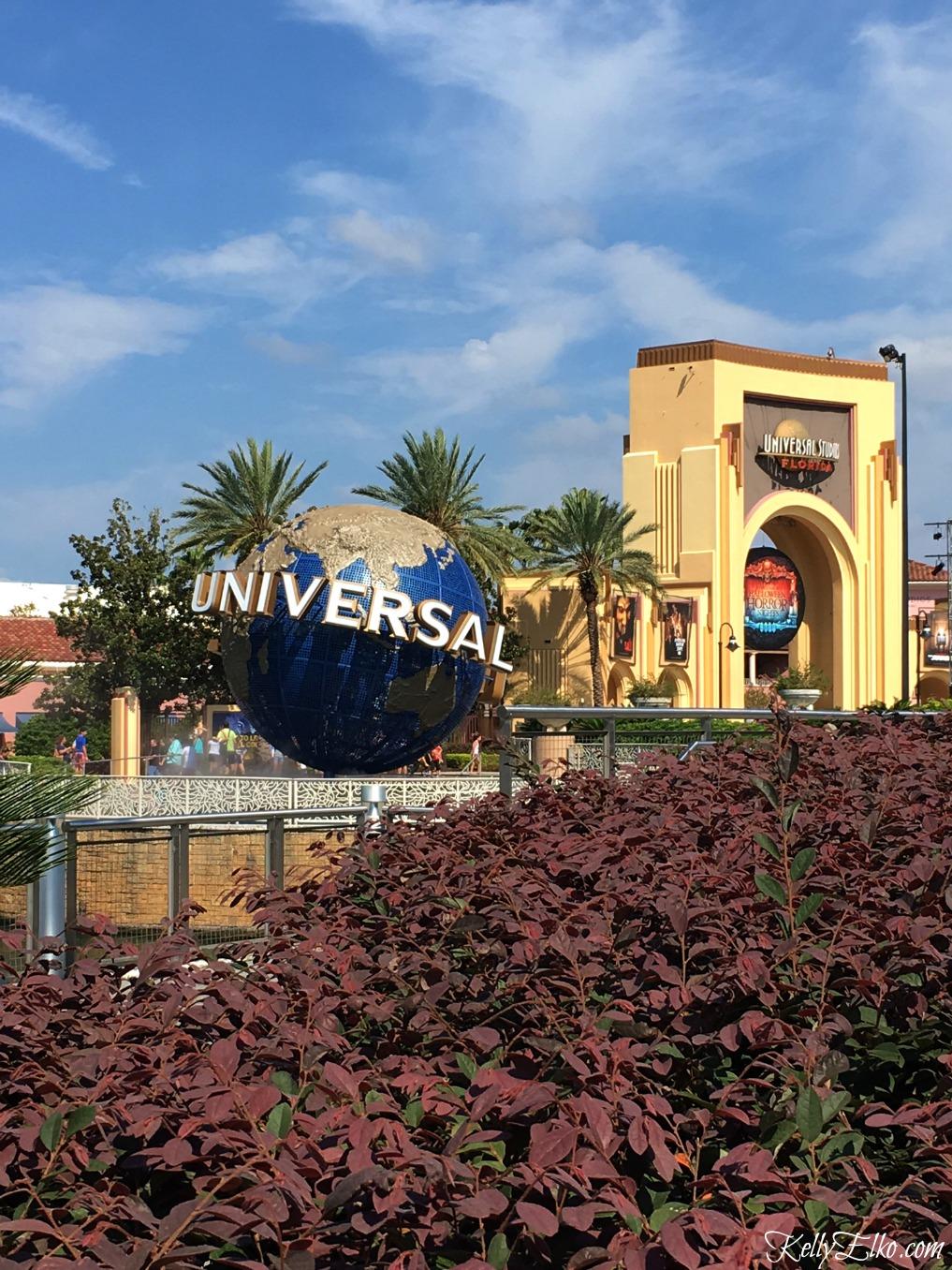 Universal Orlando Resort kellyelko.com