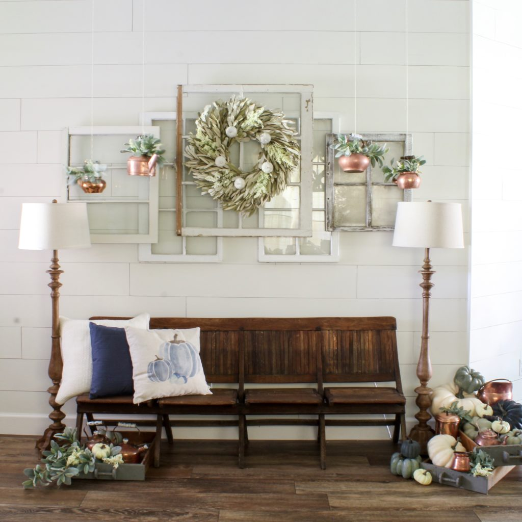 Tour the stunning farmhouse of Cotton Stem Interiors kellyelko.com