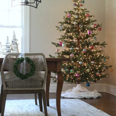 After Christmas Sales - get this amazing sparse Christmas tree for 75% off kellyelko.com