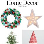 $20 Christmas Decor kellyelko.com