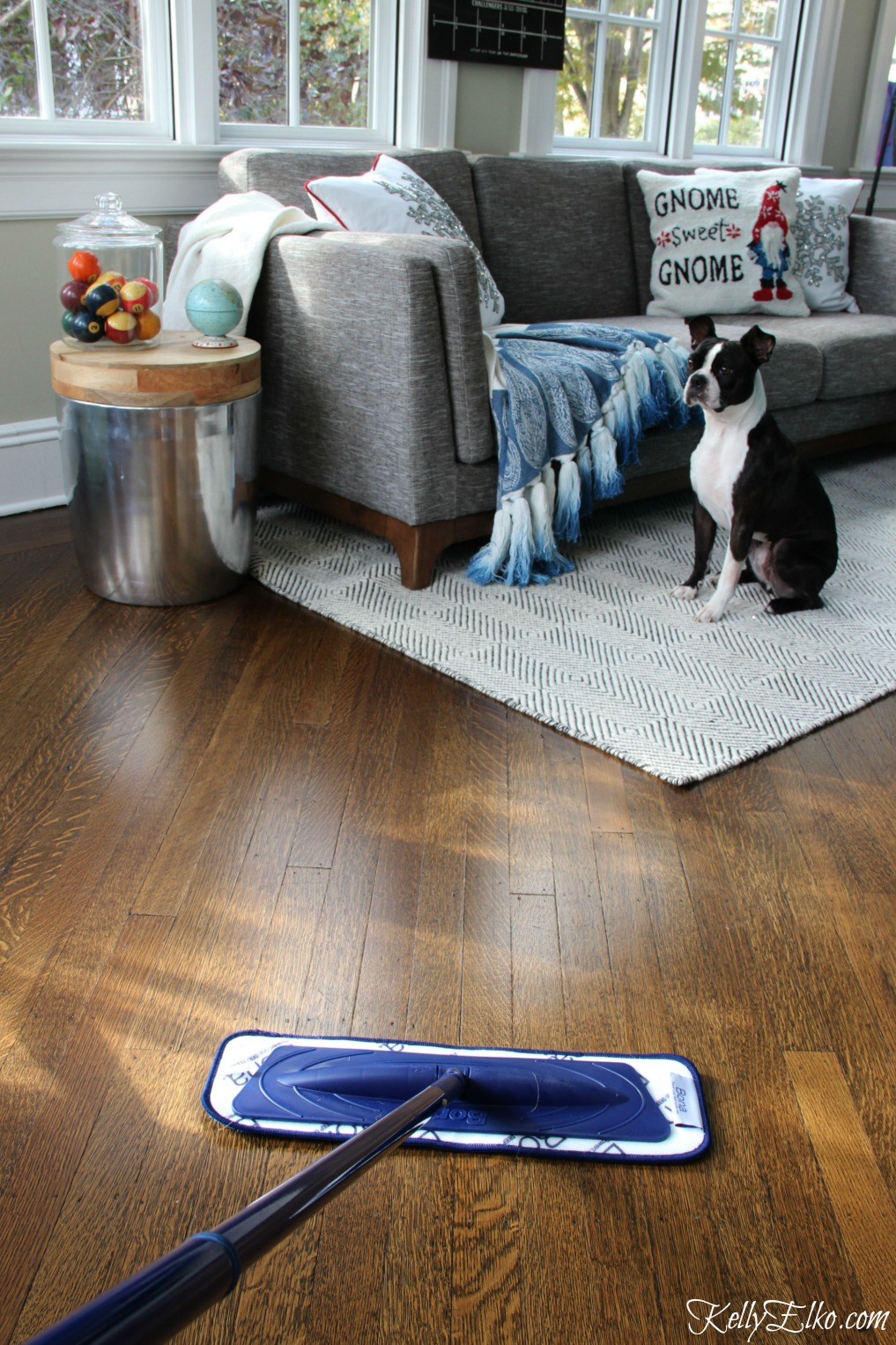 How I keep my 100 year old hardwood floors looking new kellyelko.com