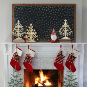 Let's Stay Home for Christmas Home Tour
