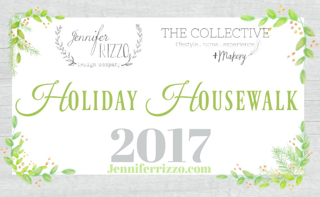 Jennifer Rizzo Holiday House Walk kellyelko.com