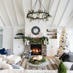 Santa's Nice List - best Christmas home tours kellyelko.com