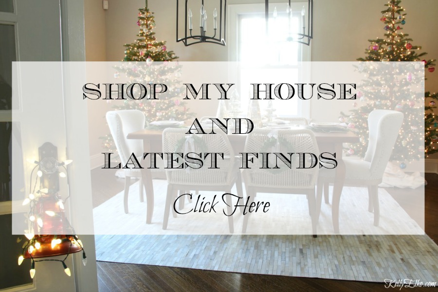 Shop My House at KellyElko.com