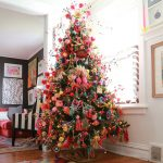 Eclectic Home Tour – Christmas at Aunt Peaches