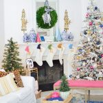 Eclectic Home Tour – Megan Martin Creative Christmas