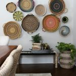 Basket Gallery Wall kellyelko.com