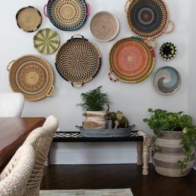 Basket Gallery Wall kellyelko.com
