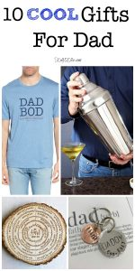 What a Dad Wants – Cool Gifts for Dad