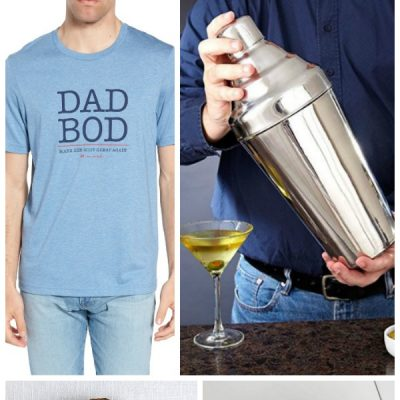 Cool Gift for Him - thoughtful gift ideas for the men in your life kellyelko.com #giftideas #giftsformen #giftguide #fathersday #fathersdaygifts