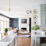Eclectic Home Tour Sincerely Sara D kellyelko.com #hometour #housetour #interiordecorating #interiordecor #kitchen #kitchendecor
