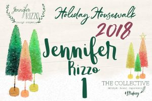 Jennifer Rizzo Christmas Home Tour