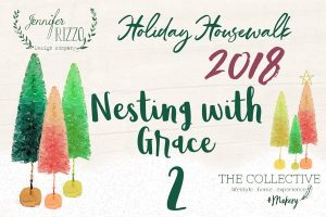 Nesting with Grace Christmas Home Tour