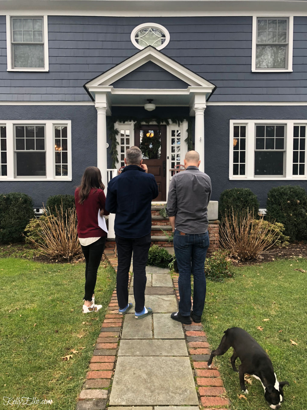 Behind the scenes Better Homes and Gardens photo shoot! kellyelko.com #photoshoot #interiordecor #photography #bhg