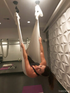 52 Weeks of Yes! kellyelko.com #aerialyoga #yoga #52weeksofyes