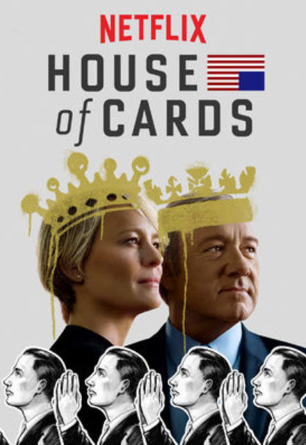 10 Best Shows to Binge Watch - House of Cards - kellyelko.com #bingewatch #tvshows #whattowatch