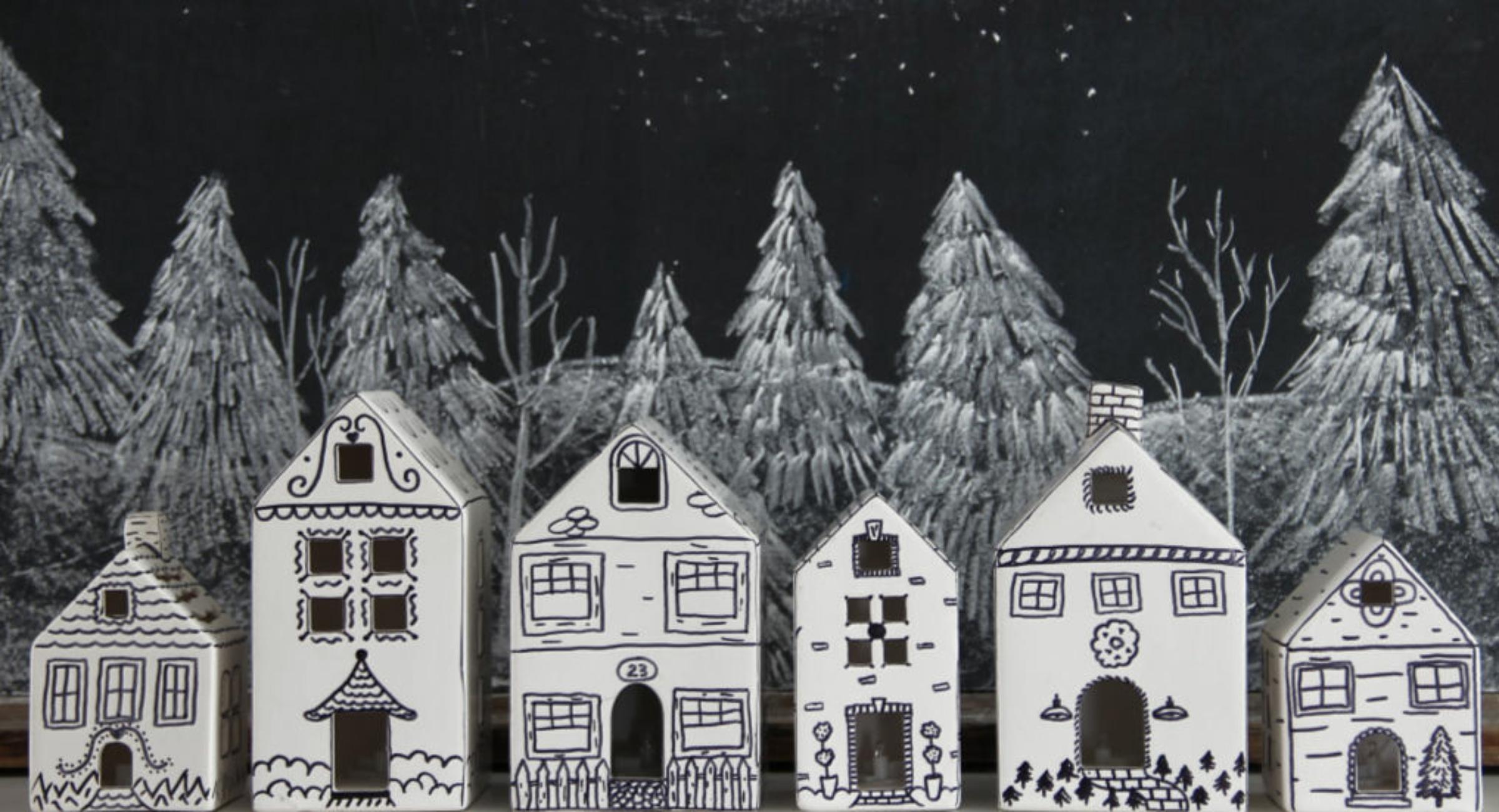 DIY-Doodle-Houses-Ceramic-Houses-Christmas (1)