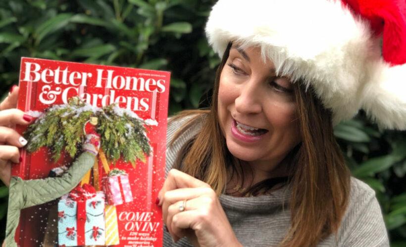 Better Homes & Gardens Christmas 2019 Feature kellyelko.com #christmas #betterhomesandgardens #bhgchristmas #blogger #christmasdecor #christmasdecorations #christmashome #christmasideas #kellyelko