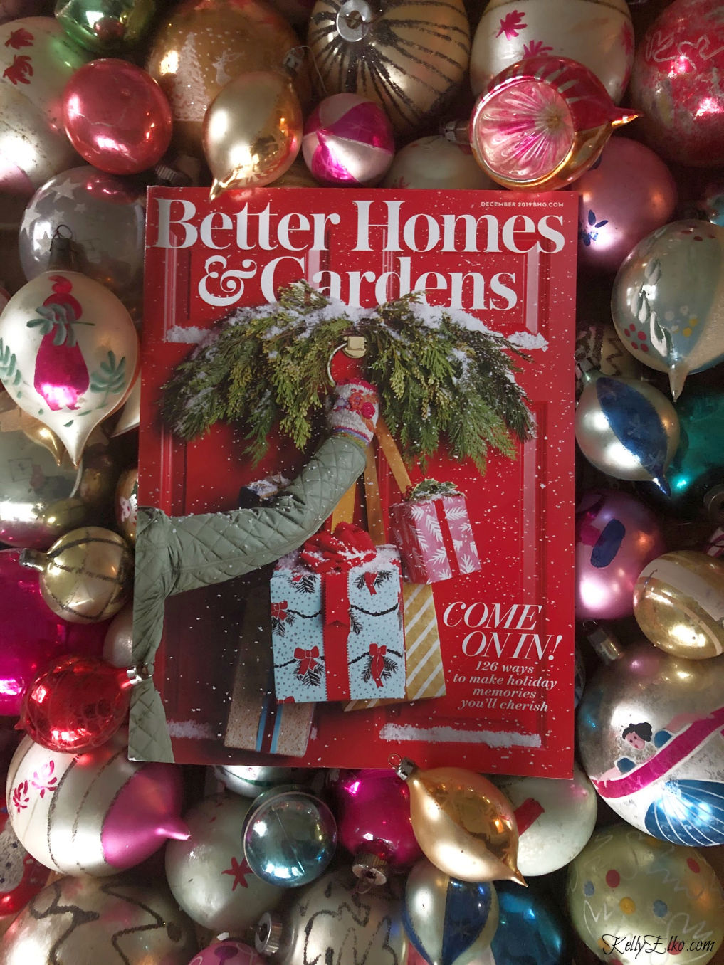 Better Homes & Gardens Christmas