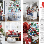 Better Homes and Gardens Christmas Ideas kellyelko.com #christmas #christmasdecor #christmasdecoratingideas