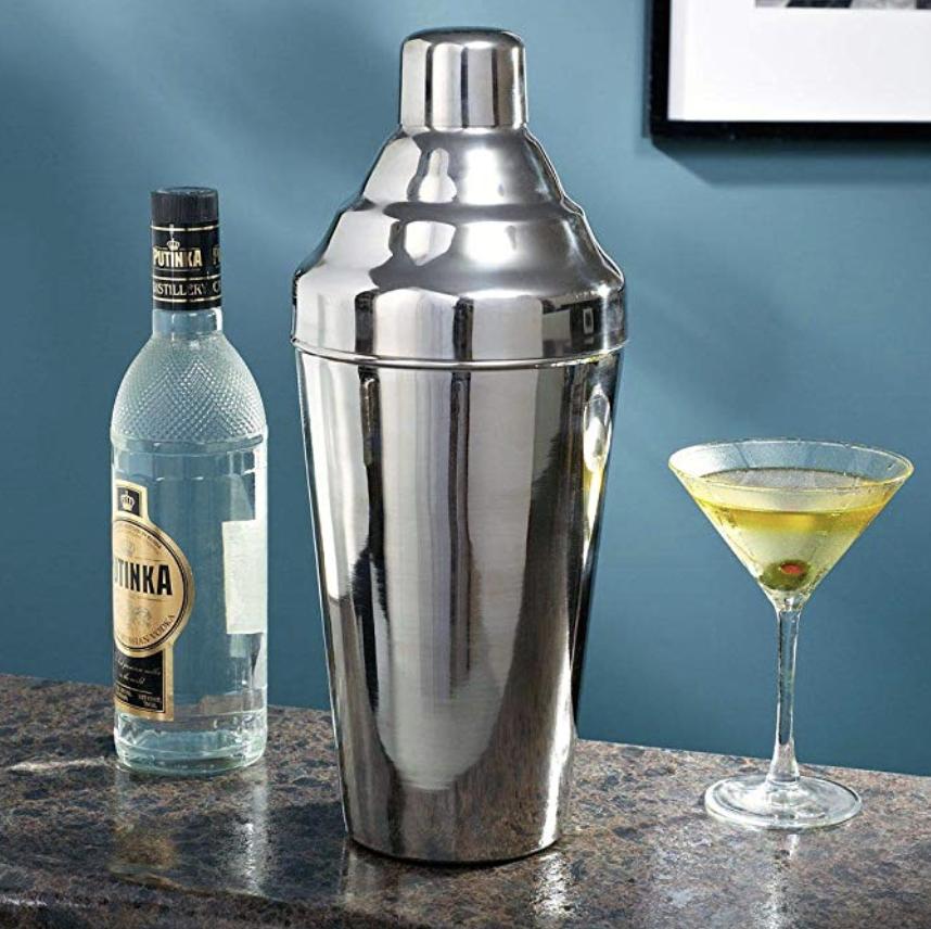 Sasquatch Giant Cocktail Shaker kellyelko.com #cocktails #cocktailshaker #cocktailhour #drinkrecipes #bar