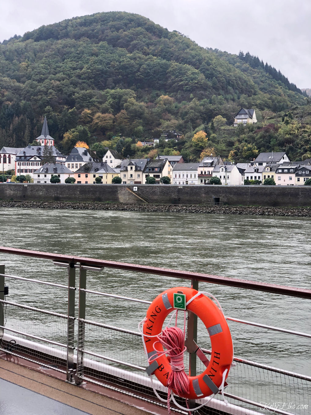 Viking River Cruise along the Rhine River kellyelko.com #rivercruise #vikingrivercruise #myvikingjourney #vikinghlin #rhineriver #vacation #europevacation #travel #travelblog #travelblogger