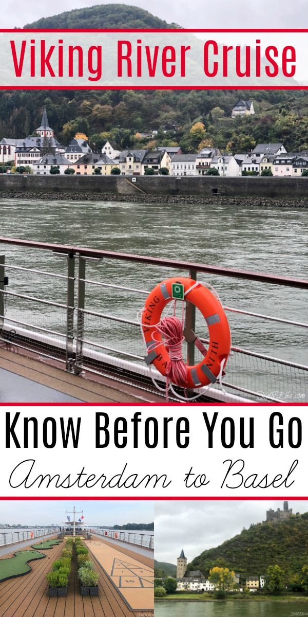 Viking Cruise Rhine River Travel Tips and everything you need to know before you go from Amsterdam to Basel kellyelko.com #vikingcruise #vikingrivercruise #cruise #cruises #luxurycruise #luxurytravel #rivercruise #europeanrivercruise #rhineriver #travelblog #travelblogger