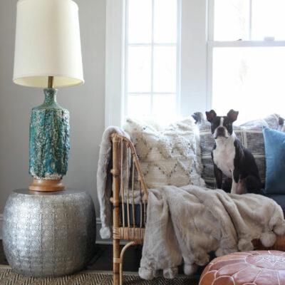 Top Reasons to Rearrange Furniture kellyelko.com #furniture #rearrange #decoratingtips #interiordesign #bohodecor #eclecticdecor #vintagedecor #decorating #tipsandtricks #kellyelko