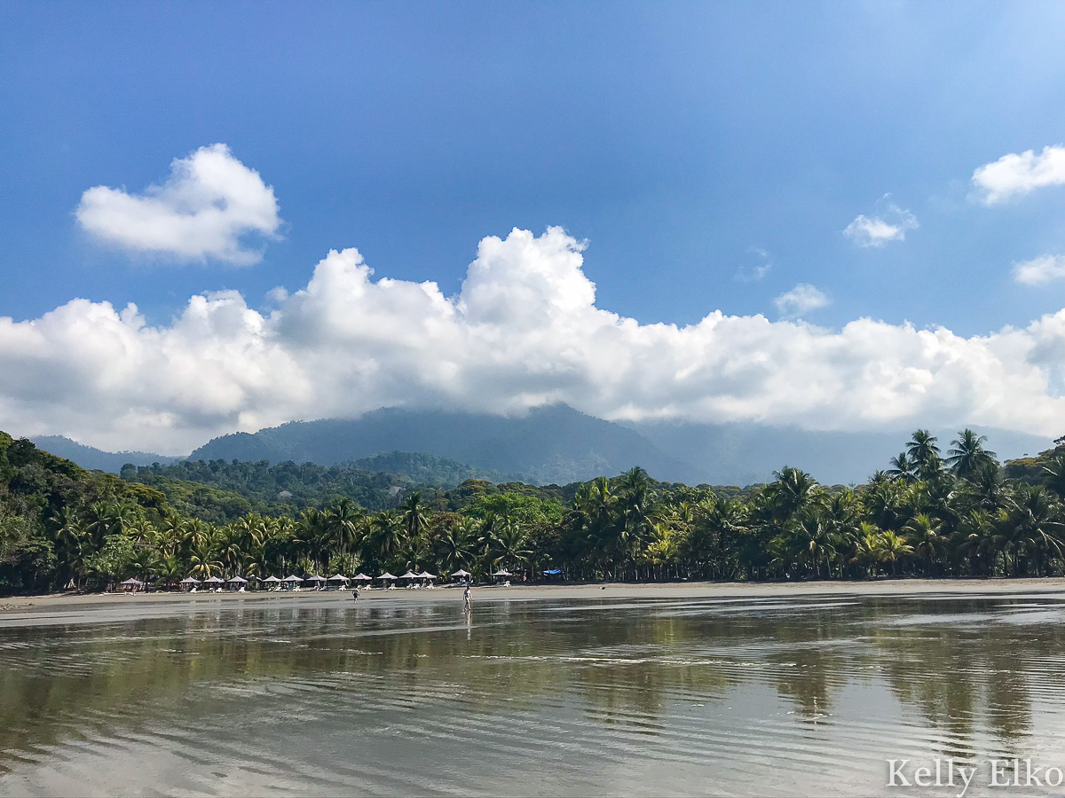 Beautiful beaches in Costa Rica kellyelko.com #costarica #beaches #beach #vacation #travel #travelblog #travelblogger