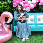 I threw my dog a birthday party! kellyelko.com #birthdayparty #dogparty #petparty #photobooth #partyideas