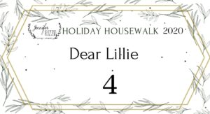 Dear Lillie Holiday Housewalk