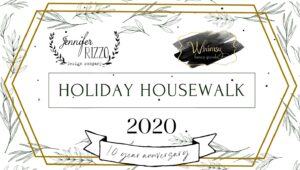 Jennifer Rizzo Holiday Housewalk kellyelko.com #housewalk #holidayhousewalk #jrhousewalk #christmashometour