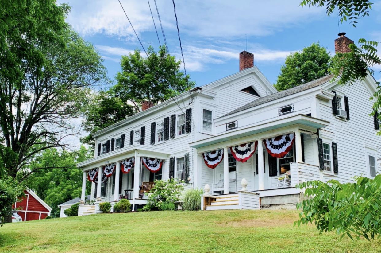 1820 Farmhouse Tour