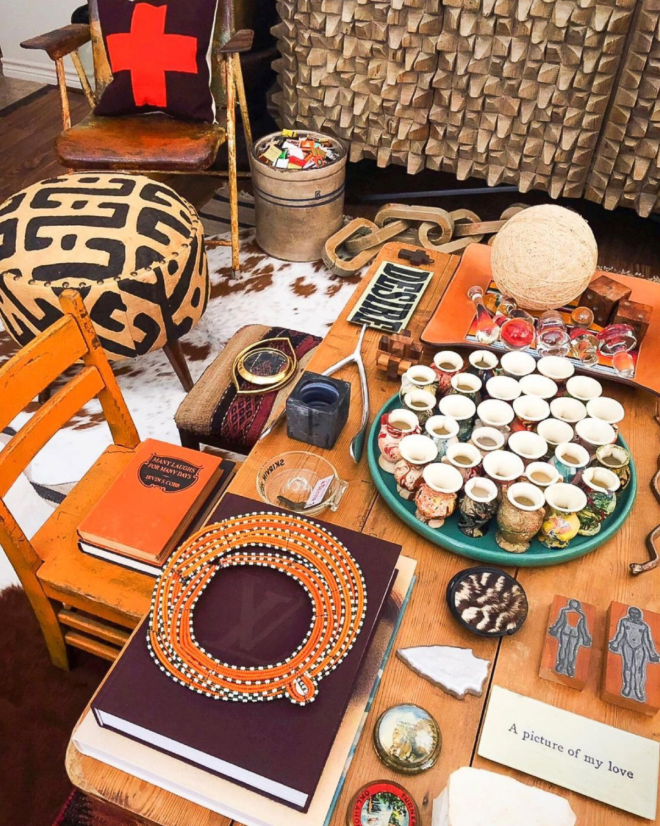 Cool collections make a home kellyelko.com