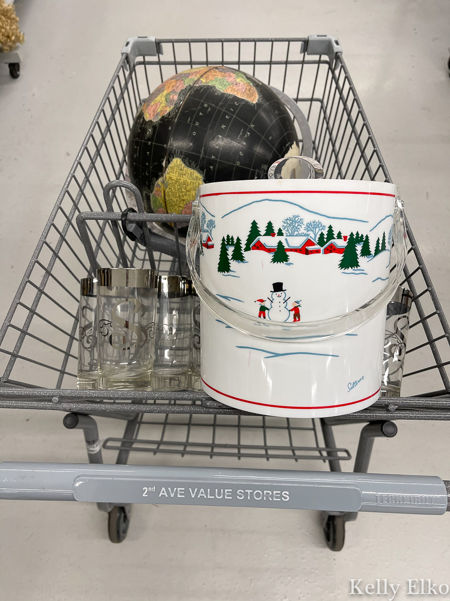 Thrift store haul!