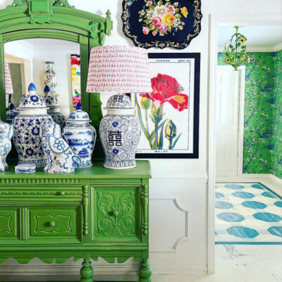 Eclectic Home Tour of Zig and Company kellyelko.com