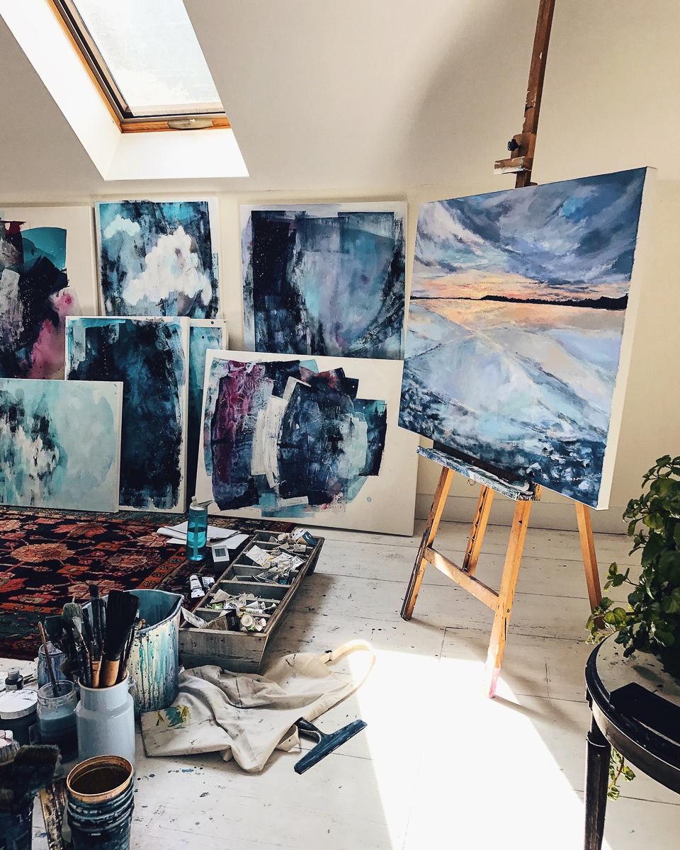 Artists loft kellyelko.com