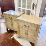 Vintage furniture makeover and chalk paint 101 kellyelko.com