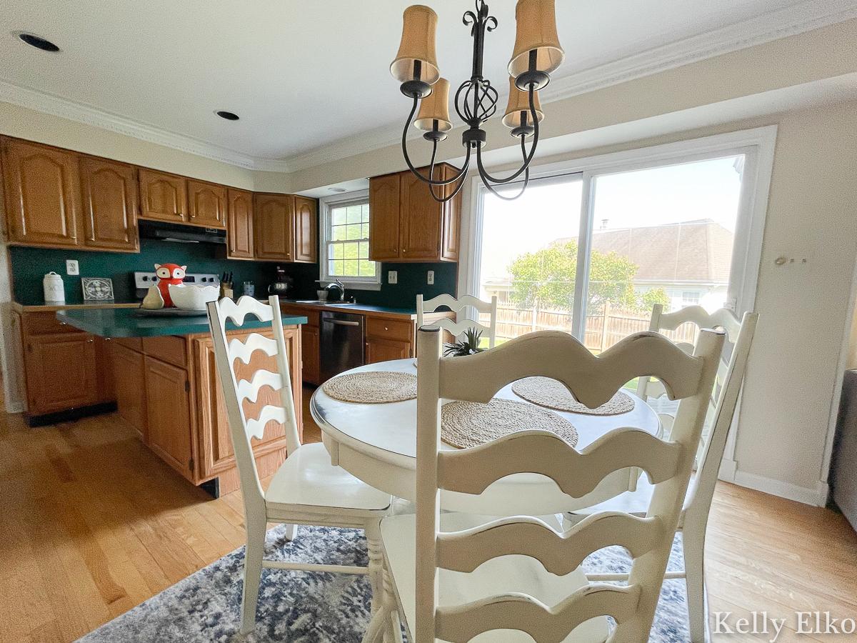 Home Staging After Kitchen kellyelko.com