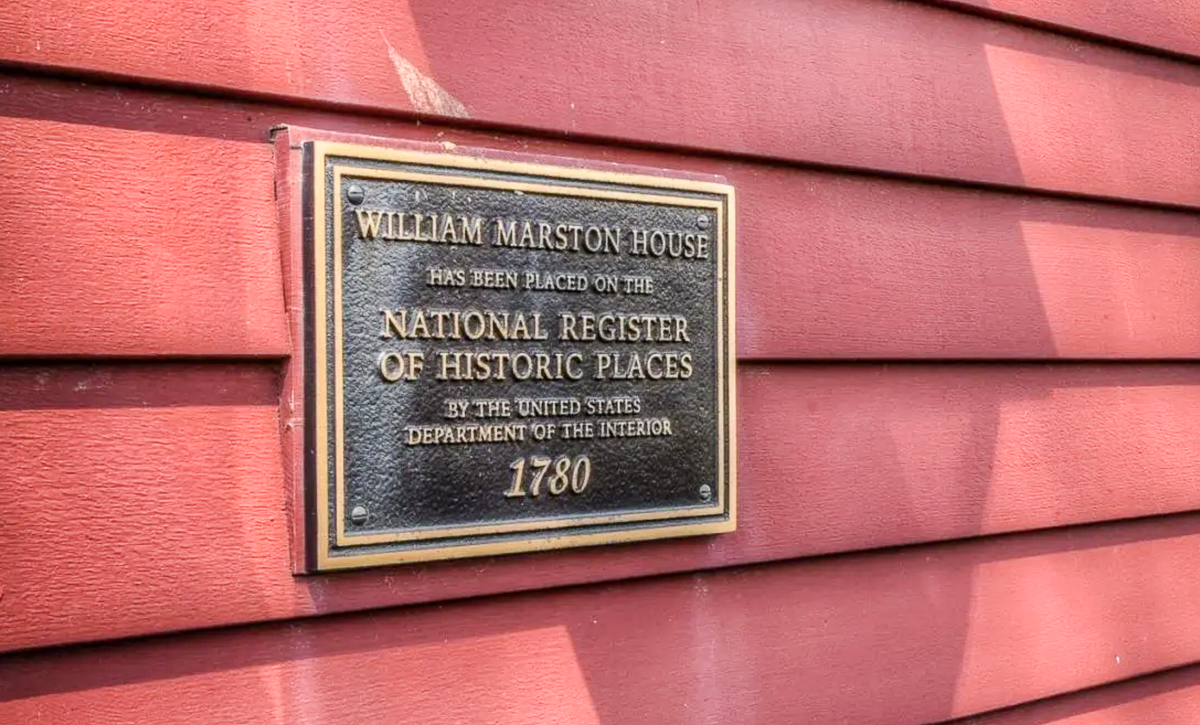 Stay at the historic 1780 William Marston House on Cape Cod kellyelko.com
