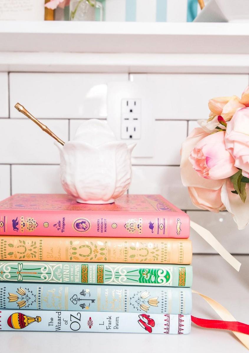 Rainbow color books kellyelko.com